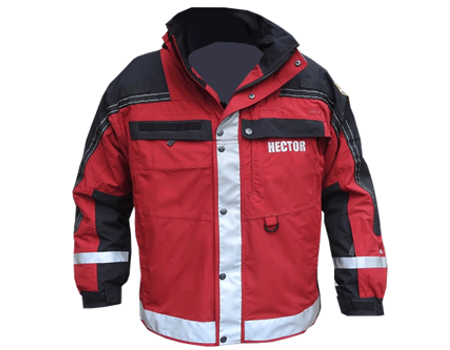 Isotherm 3-Season Jacket (Hector Fire) Cienna/Black